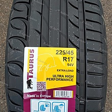 Taurus Ultra High Performance 225/45 R17 94V