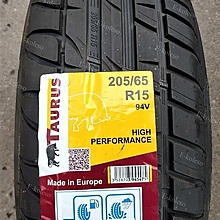 Taurus High Performance 205/65 R15 94V