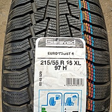 Gislaved Euro*frost 6 215/55 R16 97H