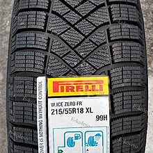 Pirelli Ice Zero Friction 215/55 R18 99H
