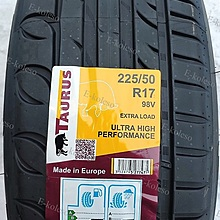 Taurus Ultra High Performance 225/50 R17 98V