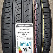Barum Bravuris 5hm 275/40 R20 106Y