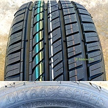 Gislaved Ultra*speed 185/55 R15 82V
