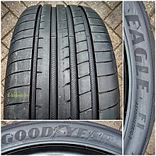 Goodyear Eagle F1 Asymmetric 3 255/45 R20 101V