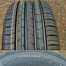 Continental Contipremiumcontact 5 Contiseal 225/55 R17 97W