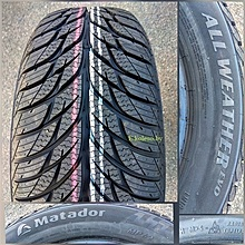 Matador Mp 62 All Weather Evo 195/65 R15 91H