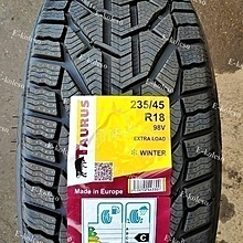 Taurus Winter 235/45 R18 98V