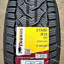 Taurus Winter 215/60 R16 99H