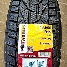 Taurus Winter 195/65 R15 95T