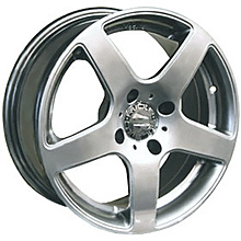 Stilauto Five 6.5J/15 5x120 ET44.0 D74.1