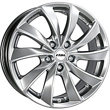 Rial Lugano Sterling Silber 8.5J/19 5x120 ET20.0 D76.1