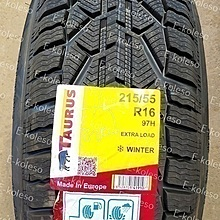 Taurus Winter 215/55 R16 97H