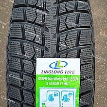 Linglong Greenmax Winter Ice I-15 Suv 215/60 R17 96T
